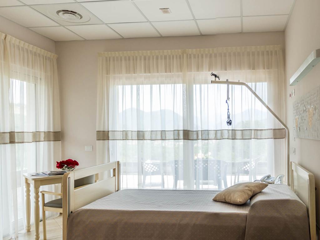struttura per malati terminali a Varese e Milano