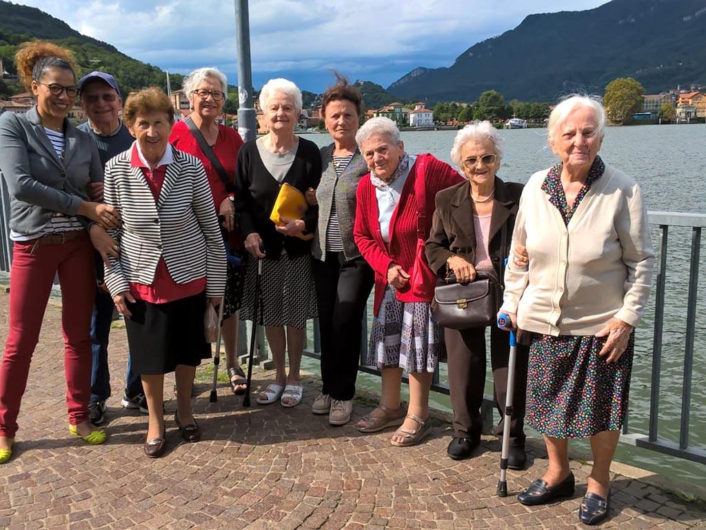 Alloggio protetto per anziani a Varese