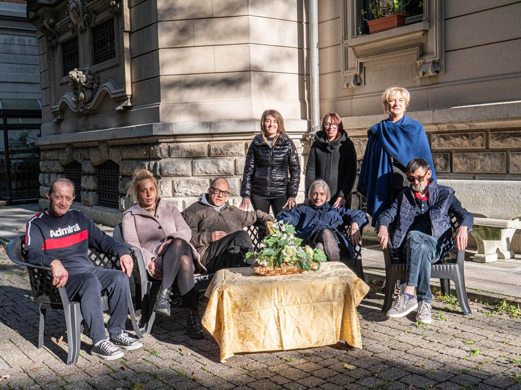 comunità protette a Varese Milano e Como